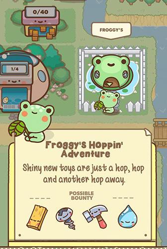 Clawbert: Toy town Screenshot