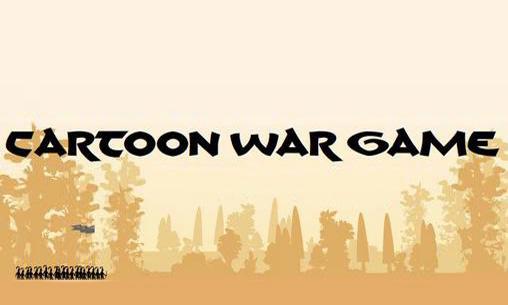 Cartoon war game Screenshot