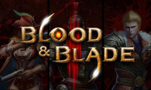 Blood and blade icon