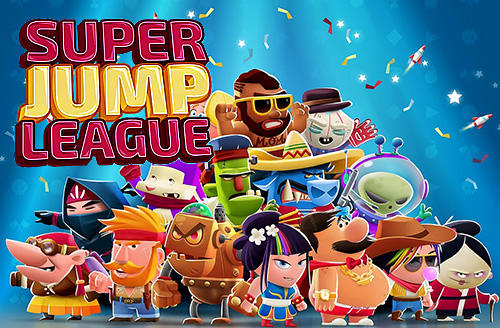 Super jump league screenshot 1