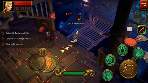 de fantasy Guardians: A torchlight game en français