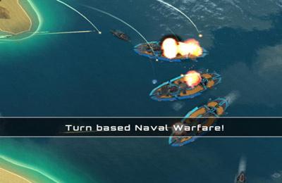 Strategiespiele: Lade Leviathan: Kriegsschiffe auf dein Handy herunter