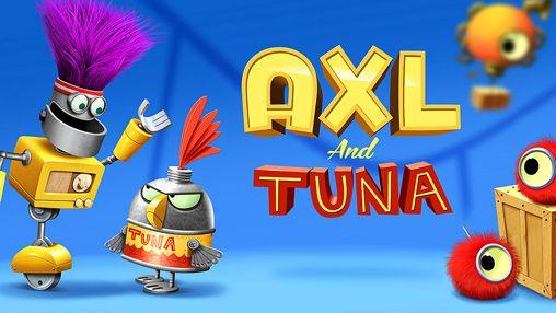 logo Axl und Tuna