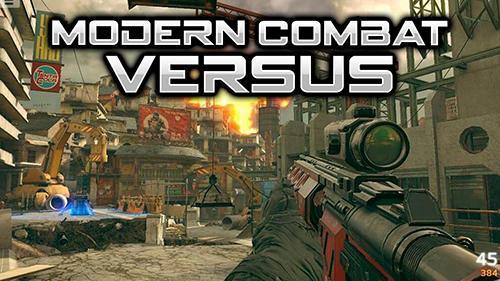 Modern combat versus icono