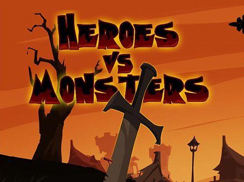 logo Héroes contra monstruos