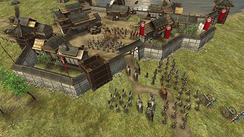 Shogun's empire: Hex commander Screenshot