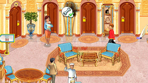 Jane's hotel 3: Hotel mania para Android