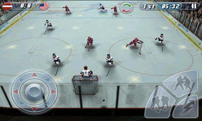 Hockey Nations 2010 auf Deutsch