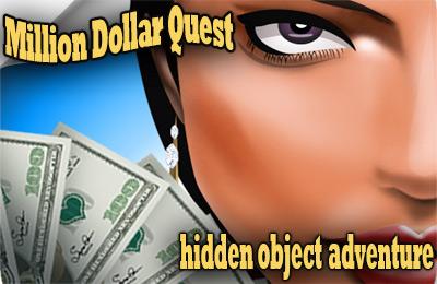 logo Million Dollar Quest: hidden object adventure