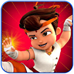 Chhota Bheem: Kung fu dhamaka. Official game Symbol