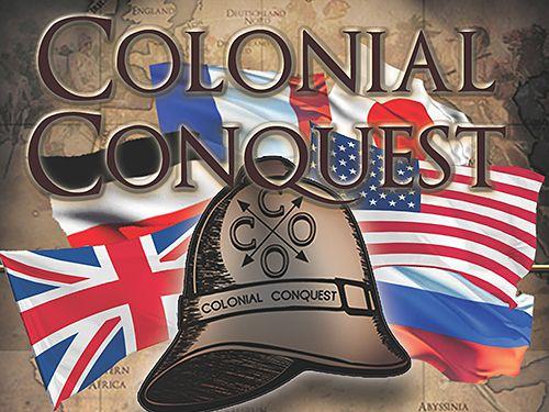 logo Colonial conquest