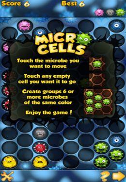 Mikrozellen auf Deutsch