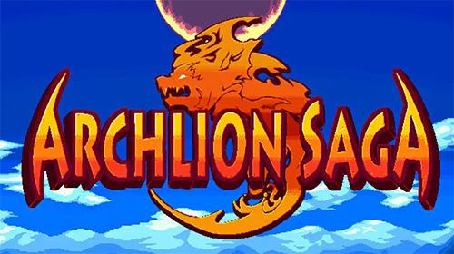 Archlion saga: Pocket-sized RPG Screenshot