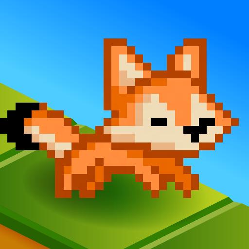 Pixel Stars icône