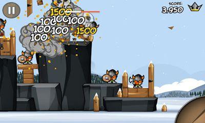 Arcade-Spiele Siege Hero für das Smartphone