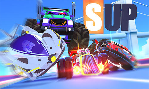 SUP multiplayer racing screenshot 1