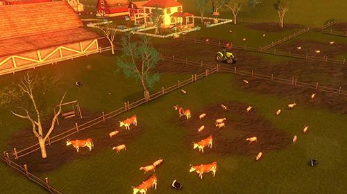 Farmer sim 2018 capture d'écran