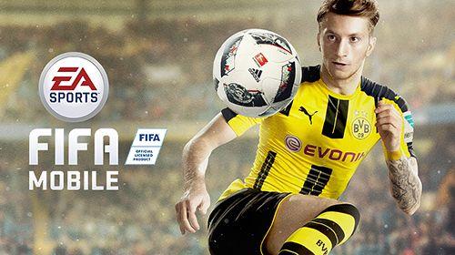 логотип ФИФА: Футбол