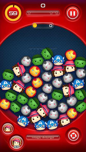 Marvel: Tsum tsum capture d'écran 3