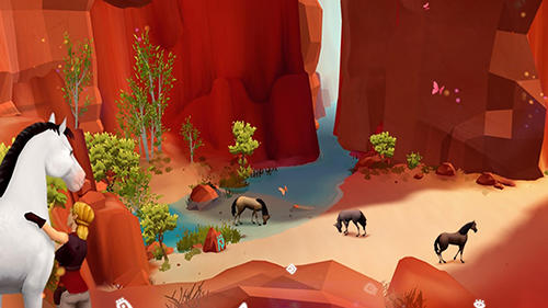 Horse adventure: Tale of Etria for Android
