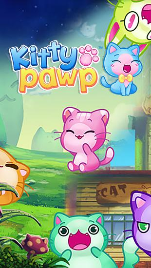 Kitty pawp: Bubble shooter Symbol