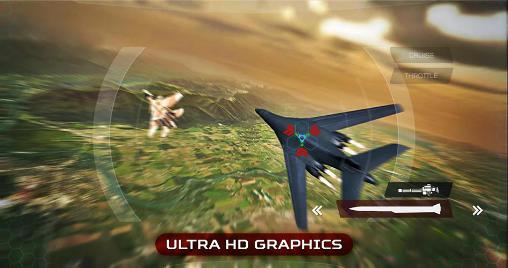 Extreme air combat HD for Android