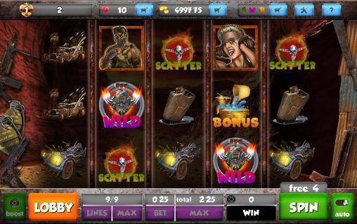Mad future: Slots für Android