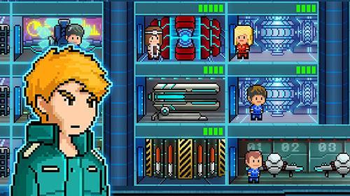 Pixel starships captura de tela 1