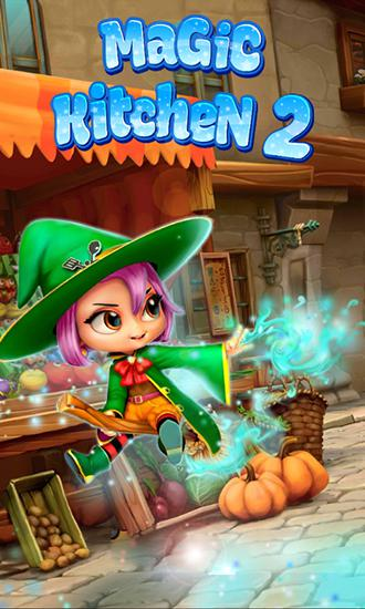 Magic kitchen 2 icono