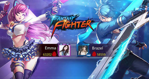 Fantasy fighter для Android