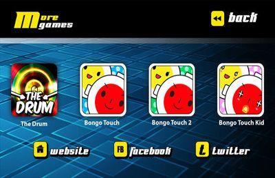 Arcade: Lade Fanatisches Schlagzeug auf dein Handy herunter