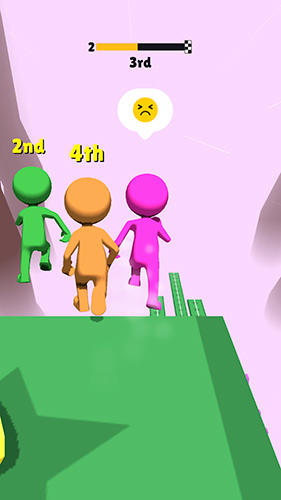 Fall race 3D für Android