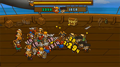 Nordic kingdom action game für Android