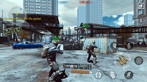 Action Bullet battle für das Smartphone