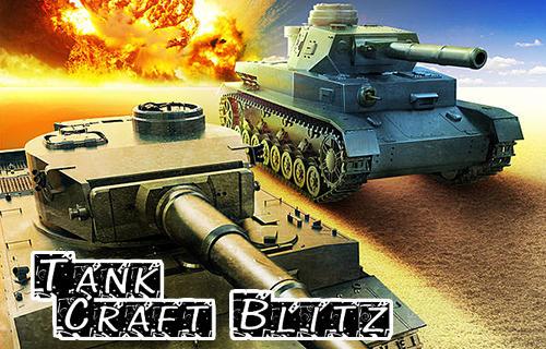 Tank craft blitz: World of panzer war machines capture d'écran