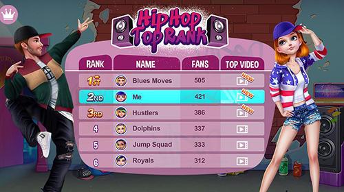 Hip hop battle: Girls vs. boys dance clash Screenshot