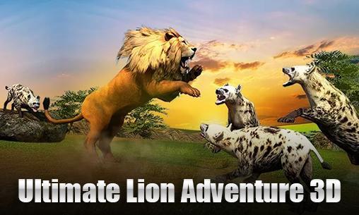 Ultimate lion adventure 3D captura de tela 1