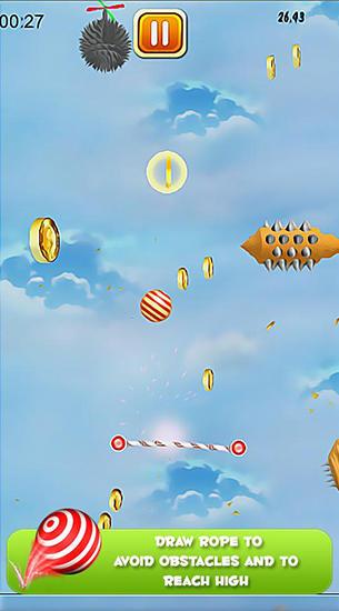 Juegos de física Bouncy balance en español