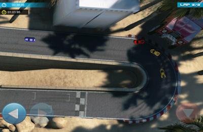 Les Compétitions Internationale des Minicars pour iPhone gratuitement