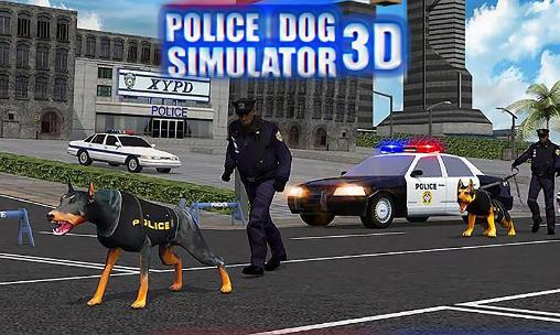 Police dog simulator 3D Screenshot