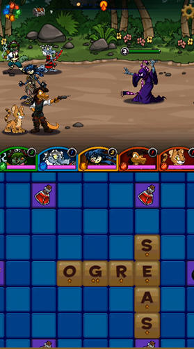 Neopets: Legends and letters Screenshot