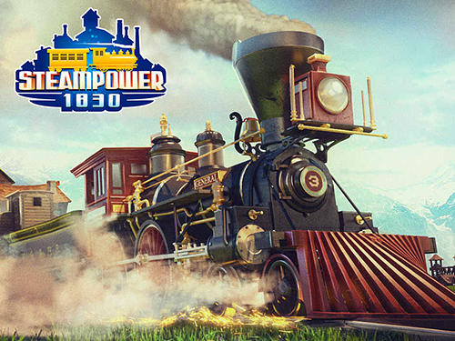 Steampower 1830: Railroad tycoon скріншот 1