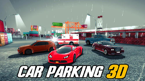Parking games: Car parking 3D скріншот 1