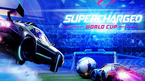 Supercharged world cup Symbol