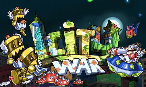 City war: Robot battle Symbol