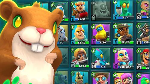 Onlinespiele War goonz: Strategy war game für das Smartphone
