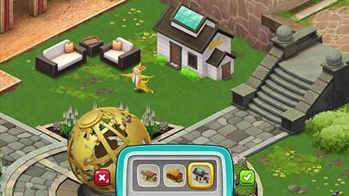 Arcade Animal cove: Solve puzzles and customize your island für das Smartphone