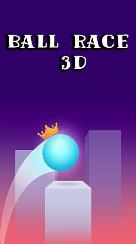 Ball race 3D Screenshot