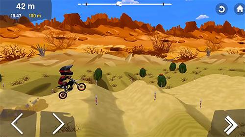 Rennspiele MXGP Motocross rush für das Smartphone