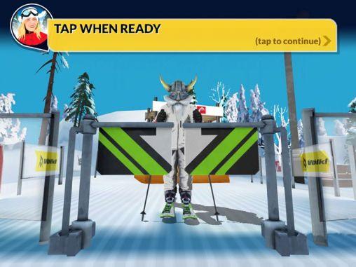 Juegos de esquí FRS Ski cross en español